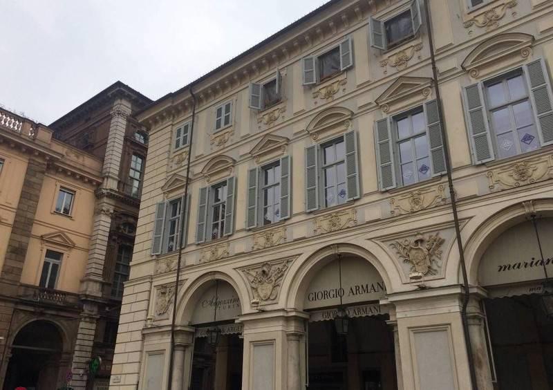 Appartamento piazza San Carlo