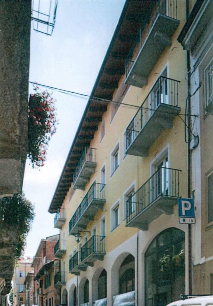 Attico via Guala, Caluso