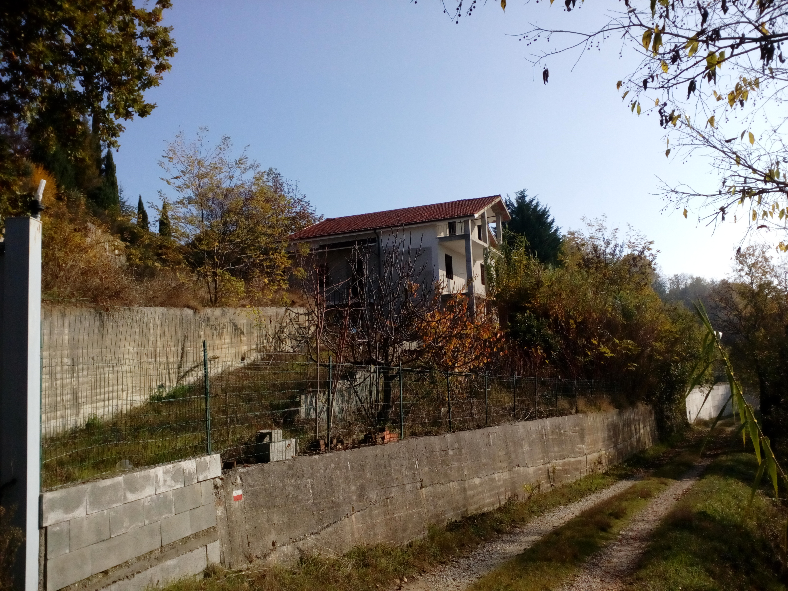 Villa ad Alfiano Natta